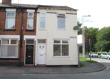 Thumbnail 3 bed end terrace house to rent in Broad Street, Crewe