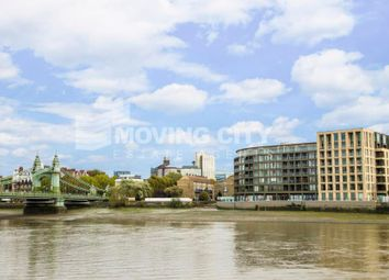Thumbnail 2 bed flat for sale in Queen's Wharf, Hammersmith, London