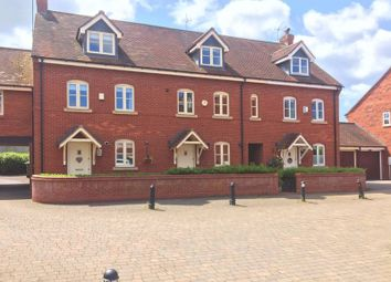 Thumbnail 4 bed terraced house to rent in 10 Spring Hollow, Eccleshall, Staffordshire