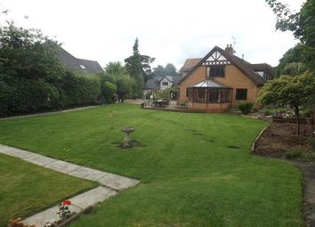 Thumbnail 5 bed detached house for sale in Grange Close, Lowton, Warrington, Cheshire
