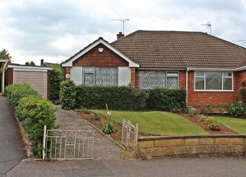 Thumbnail 2 bedroom semi-detached bungalow for sale in Derwent Close, Eastern Green, Coventry