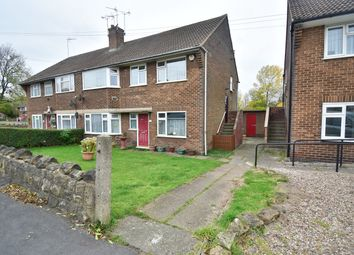 Thumbnail 3 bed flat for sale in West End Close, Alfreton