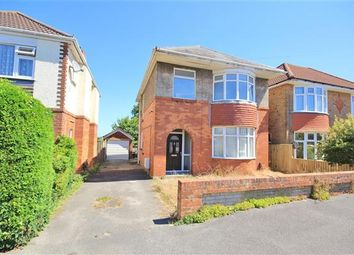 Thumbnail 3 bed detached house for sale in Heather View Road, Poole