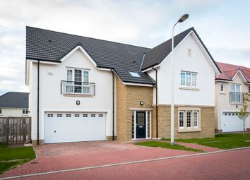 Thumbnail 6 bed detached house for sale in Luggie Avenue, Lenzie, Glasgow