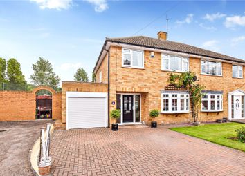 Thumbnail 3 bedroom semi-detached house for sale in Farm Vale, Bexley, Kent