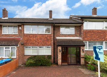 Thumbnail 3 bed terraced house for sale in Border Gardens, Croydon