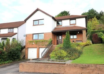 Thumbnail 4 bed detached house for sale in Trinity View, Caerleon, Newport