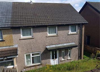 Thumbnail 3 bed semi-detached house for sale in Penpisgah Road, Penygraig, Tonpandy, Rhondda Cynon Taff.