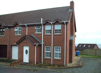 Thumbnail 4 bed semi-detached house for sale in 17, Loughview Glen, Belfast