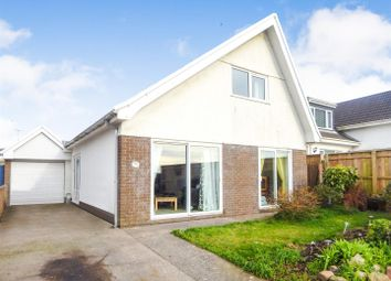 Thumbnail 3 bed detached house for sale in Headland Road, Bishopston, Swansea