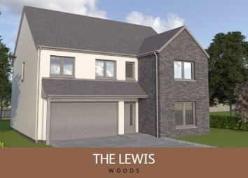 Thumbnail 5 bed detached house for sale in Plot 19 Lewis, The Woods, Sunnyside Estate, Montrose