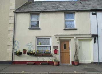 3 bed terraced house for sale in Bodmin Street, Holsworthy EX22