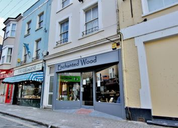 Thumbnail 3 bedroom flat to rent in Montague Street, Worthing