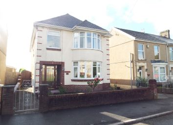 Thumbnail 4 bed detached house for sale in Pontarddulais Road, Llangennech, Llanelli