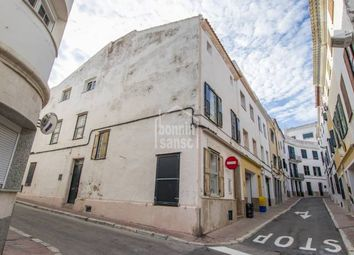 Thumbnail 3 bed semi-detached house for sale in Mahon Centro, Mahon, Balearic Islands, Spain