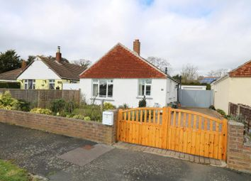 Thumbnail 2 bed detached bungalow for sale in Oakwood Road, Hayling Island