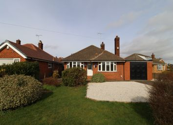 Thumbnail 3 bed bungalow for sale in Netherfield Lane, Church Warsop, Mansfield