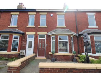 Thumbnail 3 bed terraced house for sale in St. Bernards Road, Knott End On Sea