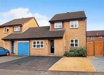 4 bed link-detached house for sale in Hawkswell Close, Woking GU21