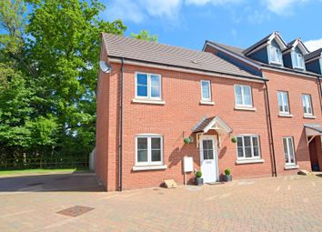 Thumbnail 4 bed semi-detached house for sale in Olympian Way, Culllompton
