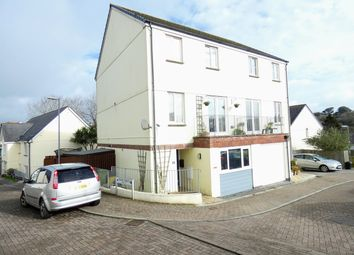 Thumbnail 4 bed semi-detached house for sale in Swans Reach, Falmouth