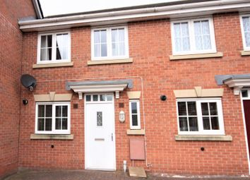 Thumbnail 2 bed terraced house for sale in William Bees Road, Coalville