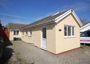 Thumbnail 4 bed detached bungalow for sale in Hill Rise, Kilgetty
