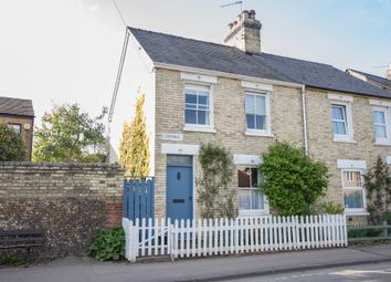 Thumbnail 2 bed semi-detached house for sale in Church Street, Great Shelford, Cambridge
