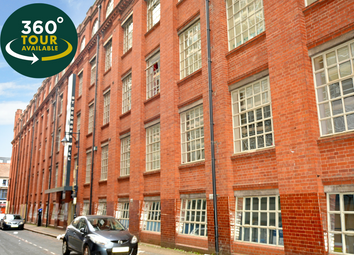 Thumbnail 2 bed flat for sale in St. Georges Mill, Wimbledon Street, Leicester