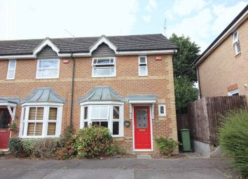 Thumbnail 2 bed end terrace house to rent in Toulouse Close, Camberley
