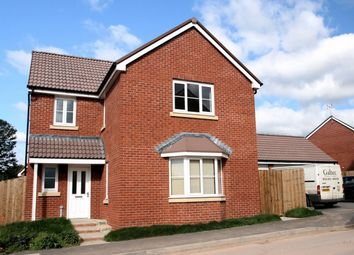 Thumbnail 4 bed detached house to rent in Newtown, Berkeley, Gloucestershire