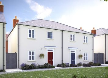Thumbnail 3 bed semi-detached house for sale in Woodside Walk, Chard, Somerset