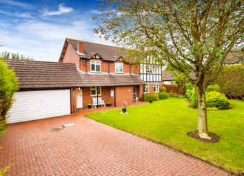 Thumbnail Detached house for sale in Anvil Close, Tibberton, Newport
