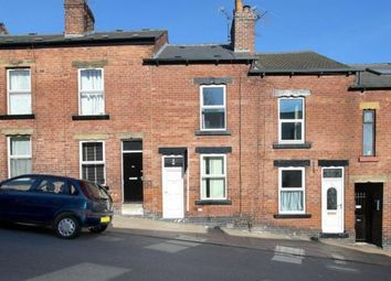Thumbnail 2 bed terraced house for sale in Tennyson Road, Sheffield, South Yorkshire