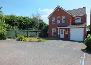 Thumbnail 4 bed detached house for sale in Cornbrash Rise, Paxcroft Mead, Trowbridge, Wiltshire