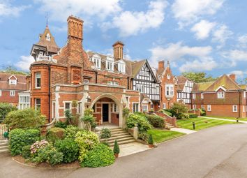 Thumbnail 2 bedroom flat for sale in Roxley Manor, Willian, Letchworth Garden City, Hertfordshire