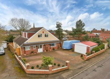 Thumbnail 3 bed detached bungalow for sale in Marratts Lane, Great Gonerby, Grantham