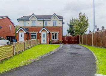 Thumbnail 2 bed semi-detached house for sale in Wisteria Drive, Lower Darwen, Lancashire
