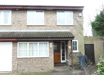 Thumbnail 5 bed semi-detached house for sale in Brackendale Close, Hounslow, Greater London