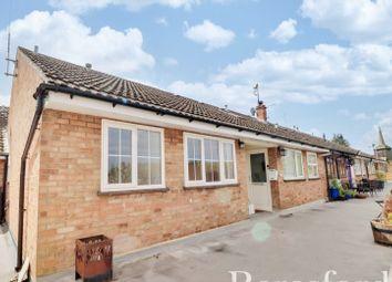 Thumbnail 2 bed flat for sale in Church Lane, Doddinghurst, Brentwood, Essex