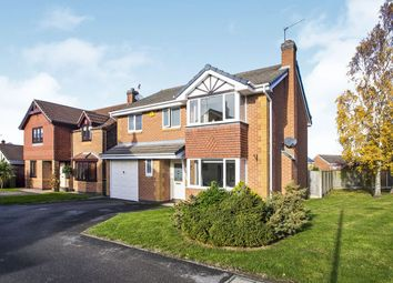Thumbnail 4 bed detached house for sale in Victoria Avenue, Heanor