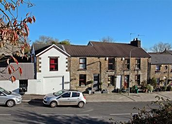 Thumbnail 2 bed cottage for sale in St. Illtyds Road, Upper Church Village, Pontypridd