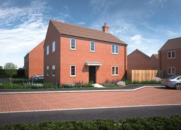 Thumbnail 3 bed detached house for sale in Rotary Way, Banbury