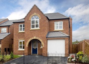 Thumbnail 4 bed detached house for sale in The Wharfdale, Brindle Avenue, Coventry