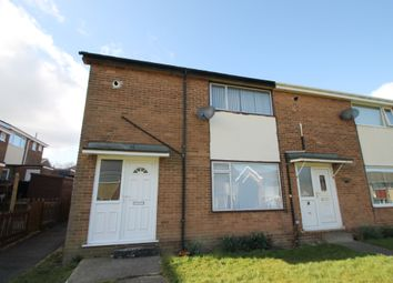 Thumbnail 2 bed end terrace house to rent in Lambton Avenue, Consett, Co Durham