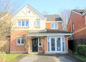 Thumbnail 4 bedroom detached house for sale in Pennyfields Avenue, Burslem, Stoke-On-Trent