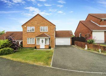3 bed detached house for sale in Carisbrooke, Bedlington, Northumberland NE22