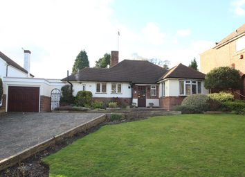 Thumbnail 3 bed detached bungalow for sale in Wimborne Avenue, Chislehurst