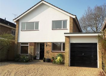 Thumbnail 4 bed detached house for sale in Clearsprings, Lightwater, Surrey