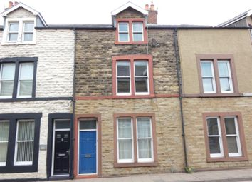 Thumbnail 4 bed terraced house to rent in Station Road, Workington, Cumbria